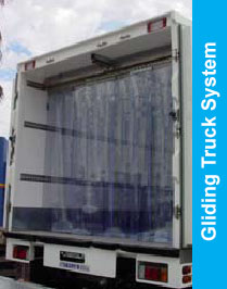 Gliding Truck Systems